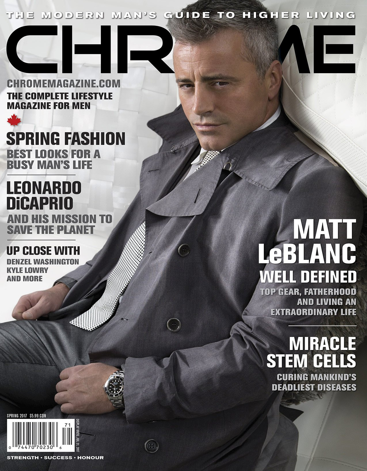 Chrome Magazine